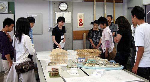 京都建築専門学校画像